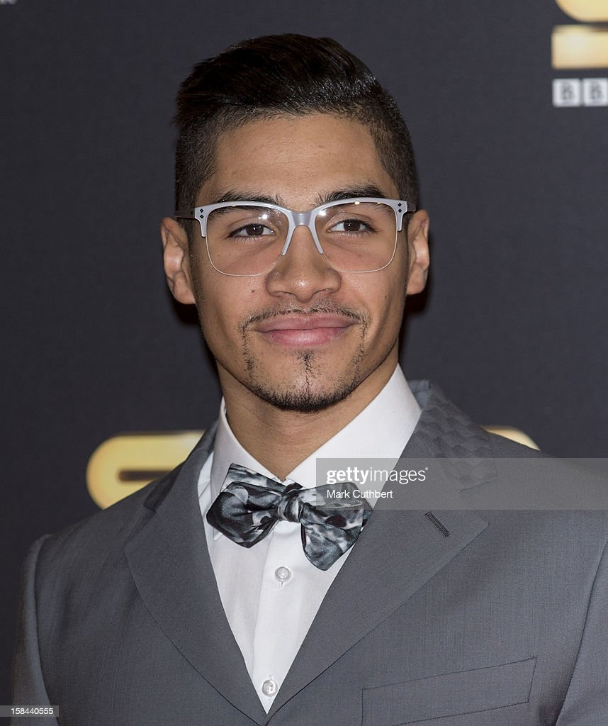 Louis Smith attends the BBC Sports Personality Of The Year Awards at ExCel on December 16, 2012 in London, England.