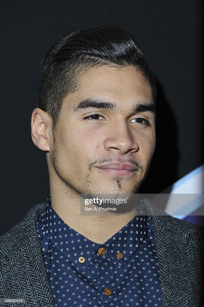 <a gi-track='captionPersonalityLinkClicked' href=/galleries/search?phrase=Louis+Smith&family=editorial&specificpeople=798756 ng-click='$event.stopPropagation()'>Louis Smith</a> attends the Lynx L.S.A launch event at Wimbledon Studios on January 10, 2013 in London, England.