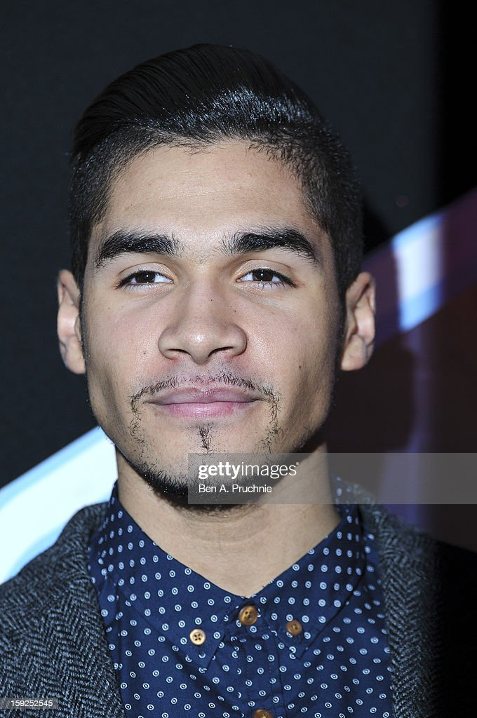 <a gi-track='captionPersonalityLinkClicked' href=/galleries/search?phrase=Louis+Smith+-+Gymnast&family=editorial&specificpeople=798756 ng-click='$event.stopPropagation()'>Louis Smith</a> attends the Lynx L.S.A launch event at Wimbledon Studios on January 10, 2013 in London, England.