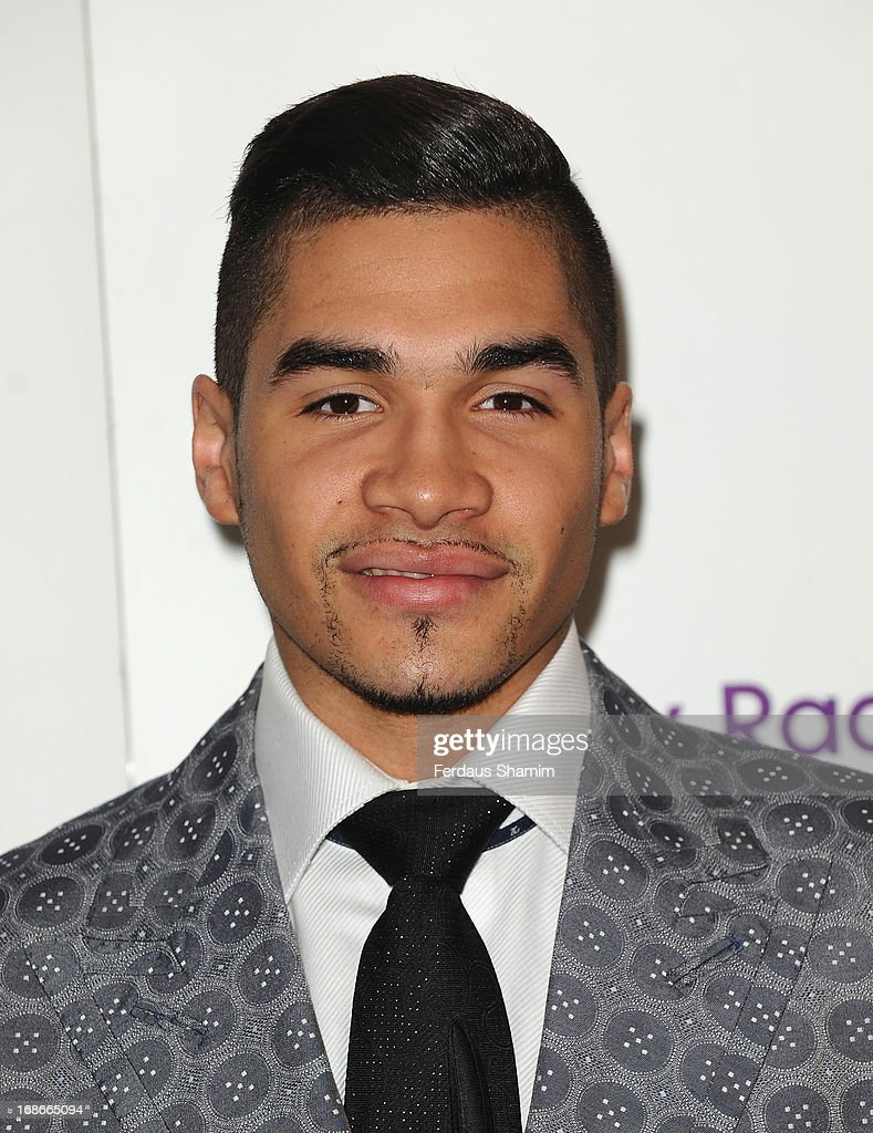 <a gi-track='captionPersonalityLinkClicked' href=/galleries/search?phrase=Louis+Smith+-+Gymnast&family=editorial&specificpeople=798756 ng-click='$event.stopPropagation()'>Louis Smith</a> attends the Sony Radio Academy Awards at The Grosvenor House Hotel on May 13, 2013 in London, England.