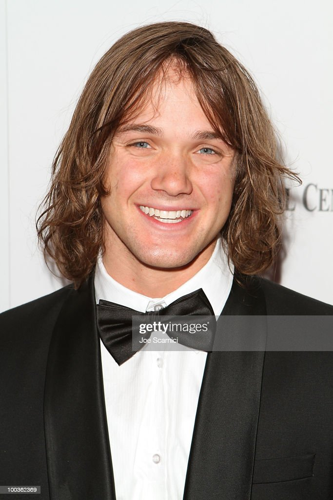 Louis Vito arrives to the 25th Anniversary Of CedarsSinai Sports Spectacular at Hyatt Regency Century Plaza on May 23 2010 in Century City California