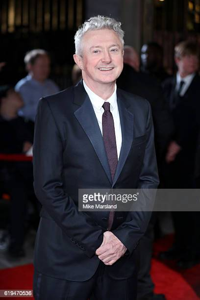 Louis Walsh attends the Pride Of Britain Awards at The Grosvenor House Hotel on October 31 2016 in London England