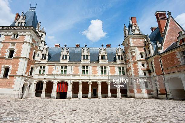 Louis Xii Wing Of The Chateau De Blois Blois France