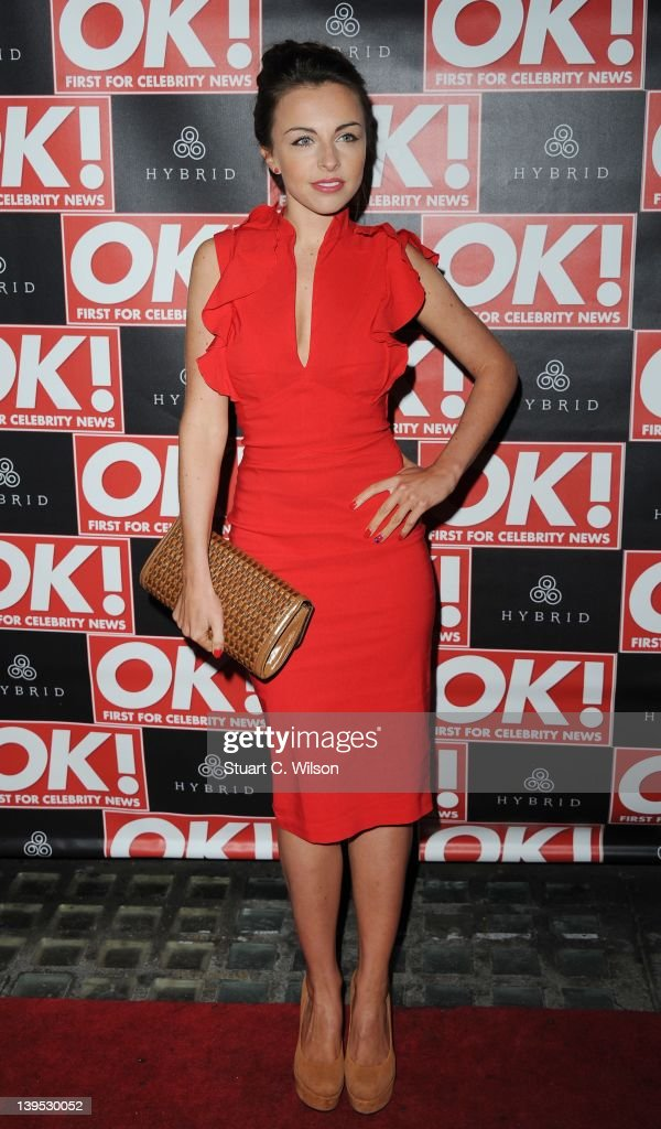 Louisa Lytton attends the Hybrid and OK! Magazine London Fashion Week Party at Jewel Bar on February 22, 2012 in London, England.