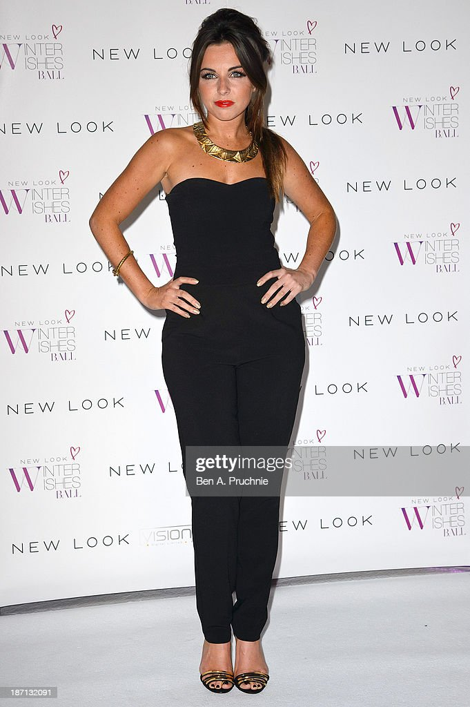 <a gi-track='captionPersonalityLinkClicked' href=/galleries/search?phrase=Louisa+Lytton&family=editorial&specificpeople=626330 ng-click='$event.stopPropagation()'>Louisa Lytton</a> attends the New Look Winter Wishes Charity Ball at Battersea Evolution on November 6, 2013 in London, England.