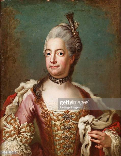 Louisa Ulrika of Prussia From a private collection