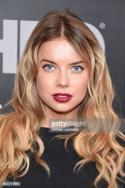 Louisa Warwick attends 'The Defiant Ones' premiere at Time Warner Center on June 27 2017 in New York City