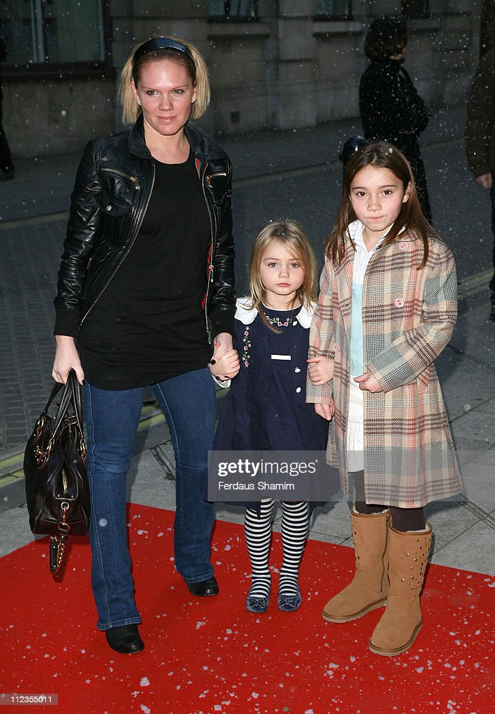 """The Snowman"" VIP Press Night - Outside Arrivals"