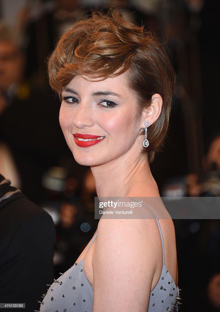 """""""Shan He Gu Ren"""" Premiere - The 68th Annual Cannes Film Festival"""