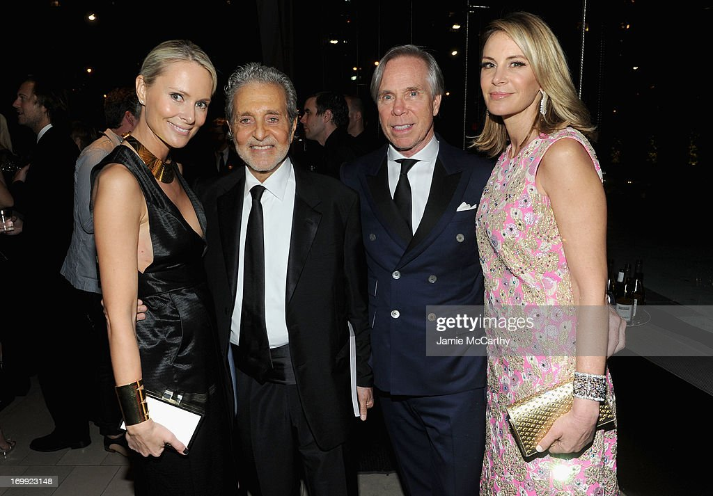 Louise Camuto, Vince Camuto, Tommy Hilfiger, and Dee Hilfiger attend the 2013 CFDA Fashion Awards on June 3, 2013 in New York, United States.