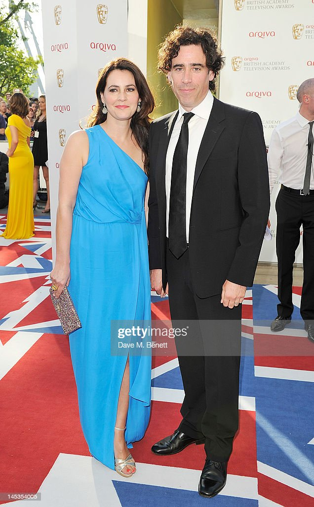 The Arqiva British Academy Television Awards 2012 - Inside Arrivals