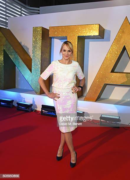 Louise Minchin attends the 21st National Television Awards at The O2 Arena on January 20 2016 in London England
