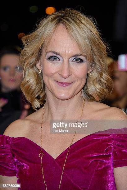 Louise Minchin attends the National Television Awards on January 25 2017 in London United Kingdom