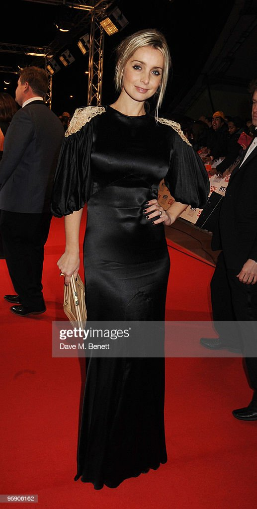 National Television Awards 2010 Arrivals