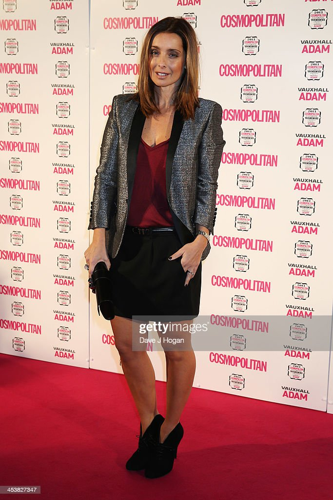 Louise Redknapp attends the Cosmopolitan Ultimate Women Of The Year Awards 2013 at The Victoria and Albert Museum on December 5, 2013 in London, England.