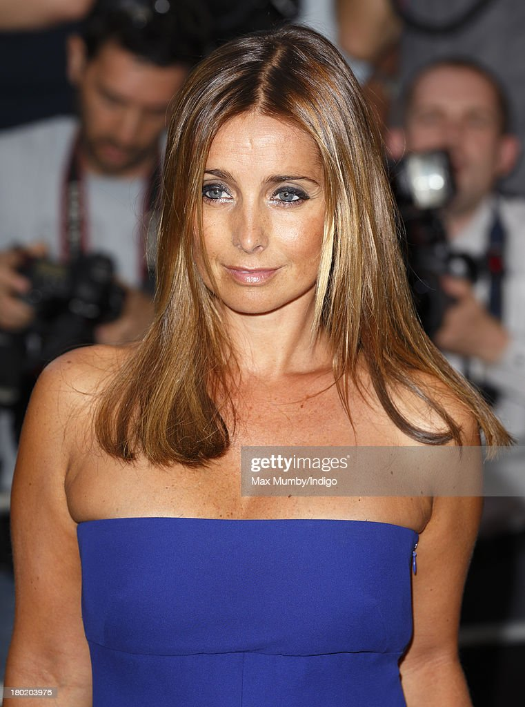 Louise Redknapp attends the GQ Men of the Year awards at The Royal Opera House on September 3, 2013 in London, England.