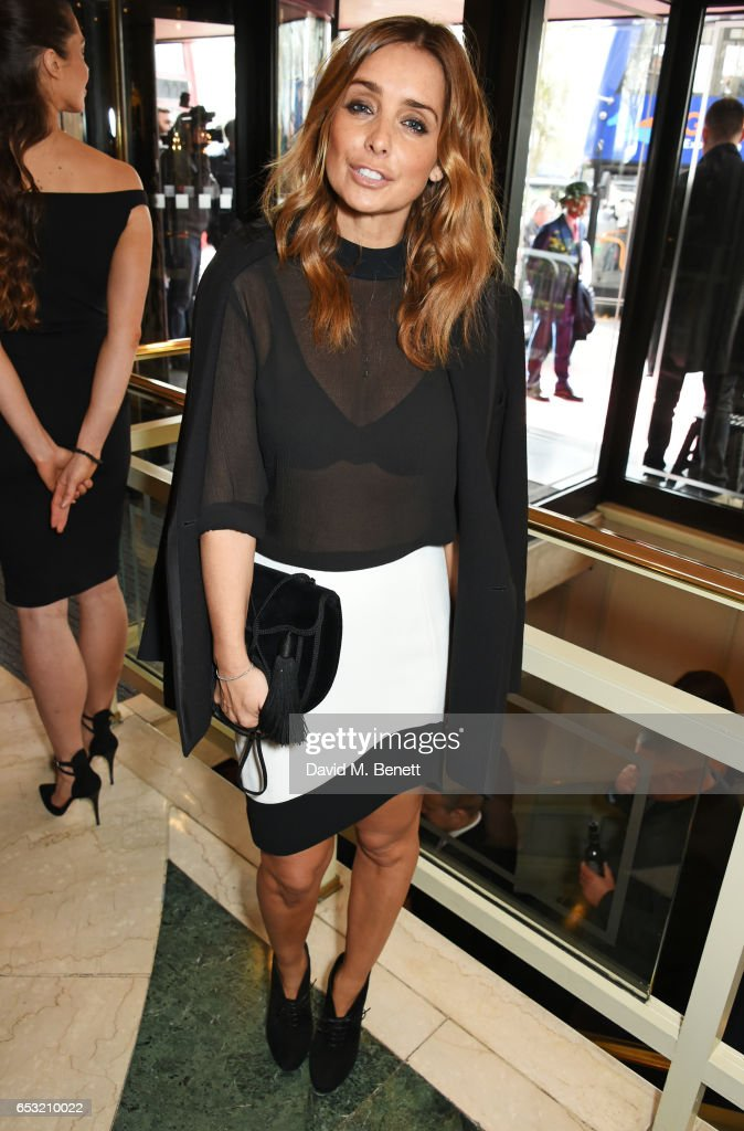 Louise Redknapp attends the TRIC Awards 2017 at The Grosvenor House Hotel on March 14, 2017 in London, England.