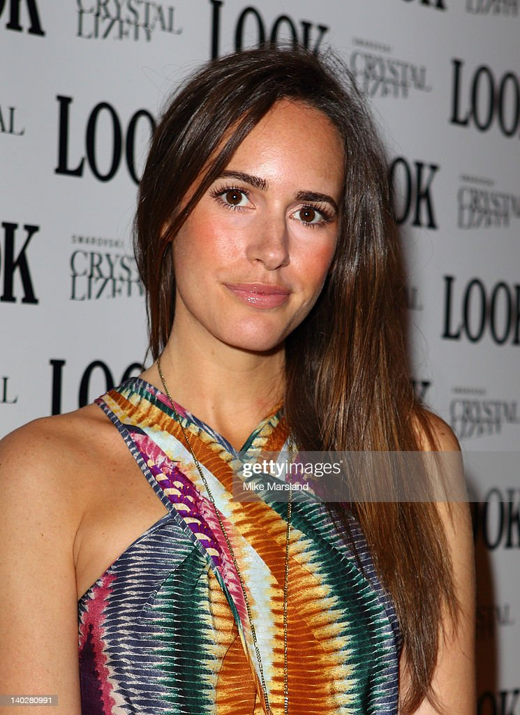 <a gi-track='captionPersonalityLinkClicked' href=/galleries/search?phrase=Louise+Roe&family=editorial&specificpeople=4300958 ng-click='$event.stopPropagation()'>Louise Roe</a> attends the 5th anniversary party of LOOK magazine at One Marylebone on March 1, 2012 in London, England.