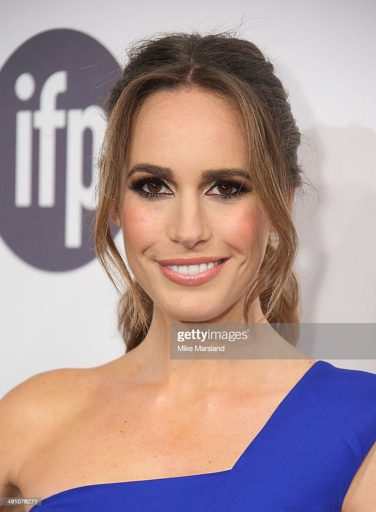 <a gi-track='captionPersonalityLinkClicked' href=/galleries/search?phrase=Louise+Roe&family=editorial&specificpeople=4300958 ng-click='$event.stopPropagation()'>Louise Roe</a> attends the Calvin Klein Party at the 67th Annual Cannes Film Festival on May 15, 2014 in Cannes, France.