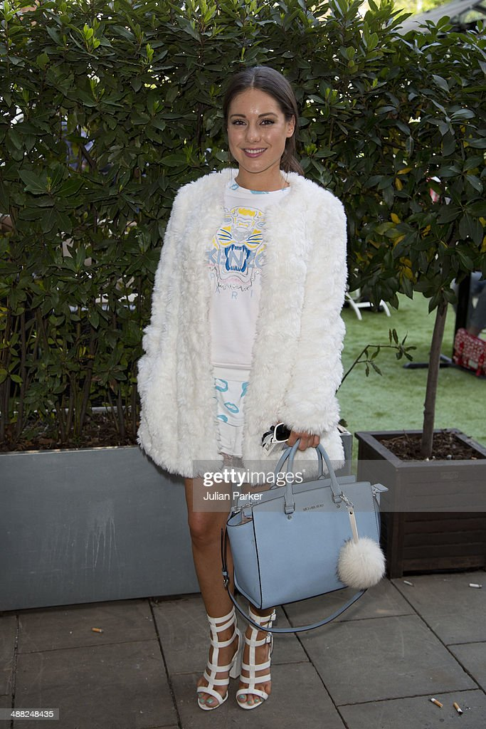 <a gi-track='captionPersonalityLinkClicked' href=/galleries/search?phrase=Louise+Thompson&family=editorial&specificpeople=1599540 ng-click='$event.stopPropagation()'>Louise Thompson</a> attends the launch of The Bluebird Brunch at Bluebird on May 4, 2014 in London, England.