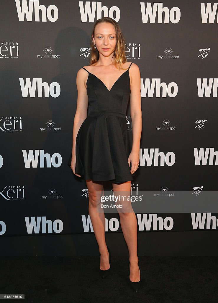 The WHO Sexiest People Party - Arrivals