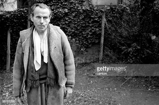 LouisFerdinand Celine French writer Meudon 19551956 LIP5097139