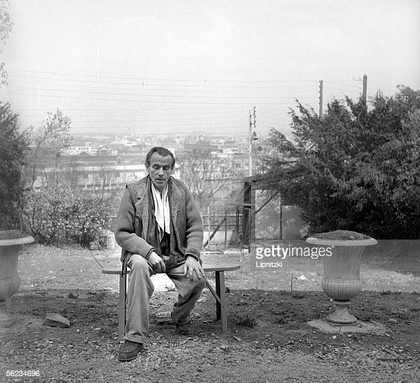 LouisFerdinand Celine French writer Meudon about 1955