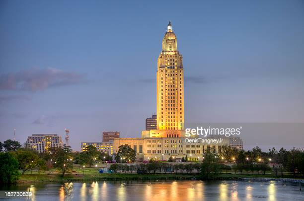 Edificio del Capitolio de Estado de Louisiana