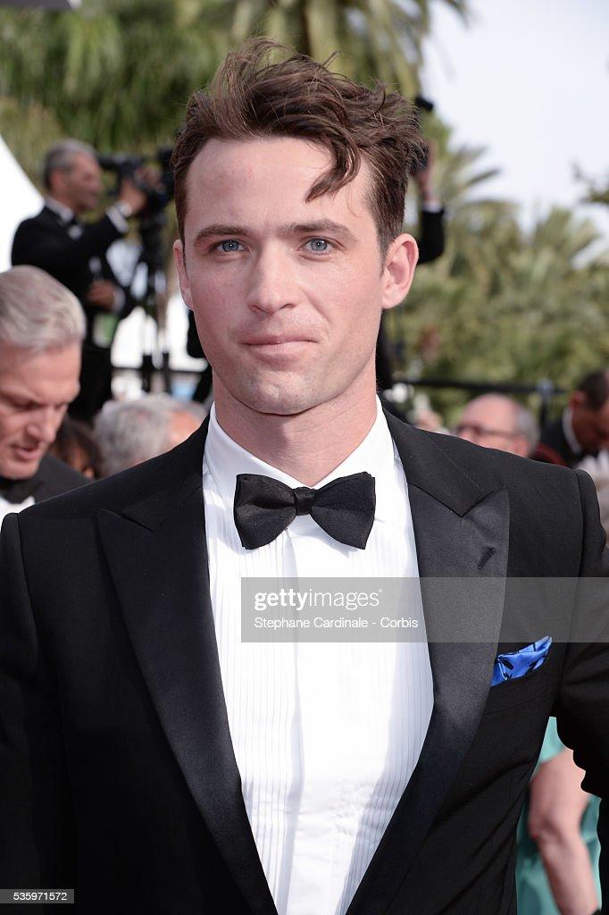 Louis-Marie de Castelbajac at the 'The Search' Premiere during 67th Cannes Film Festival