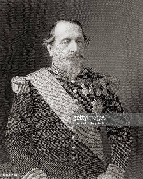 LouisNapoleon Bonaparte 1808 To 1873 President Of The French Second Republic And As Napoleon Iii Ruler Of The Second French Empire From The Age We...