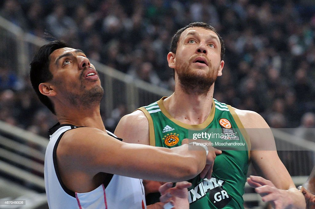 Panathinaikos Athens v Real Madrid - Turkish Airlines Euroleague Top 16