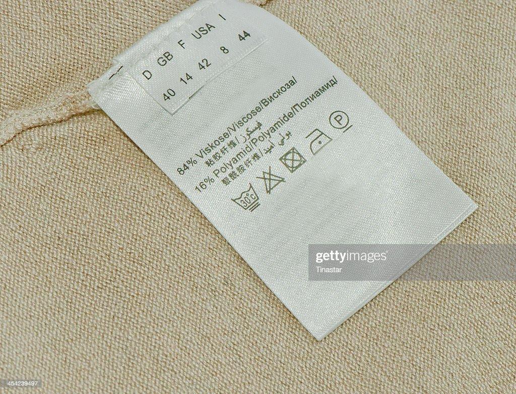 loundry symbols : Stock Photo