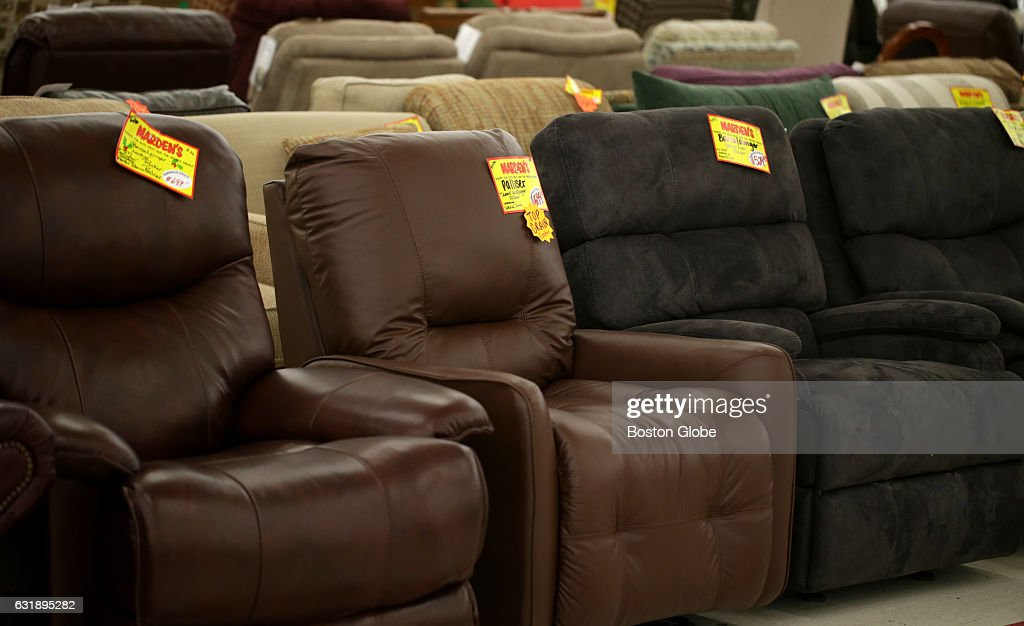 Lounge Chairs Are Pictured At The Mardens Surplus U0026 Salvage Store In  Scarborough, ME On