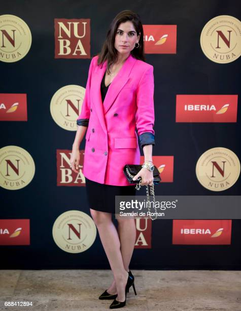 Lourdes Montes attend the Nuba 2017 Collection Presentation on May 25 2017 in Madrid Spain