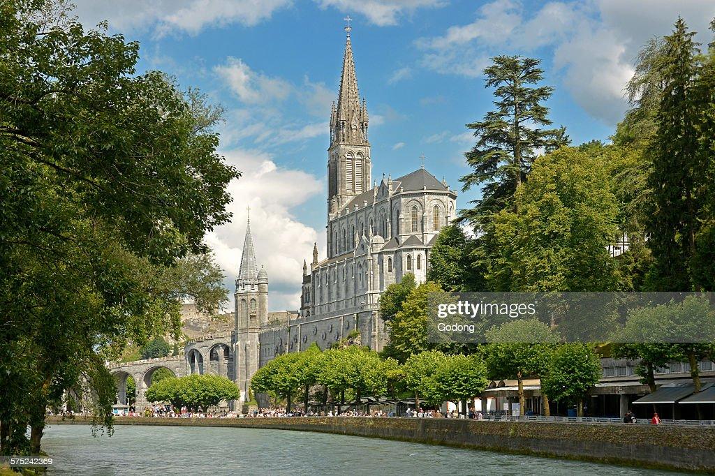 Lourdes sanctuary