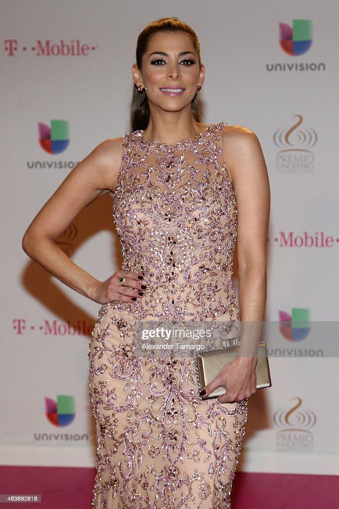 2015 Premios Lo Nuestros Awards - Arrivals
