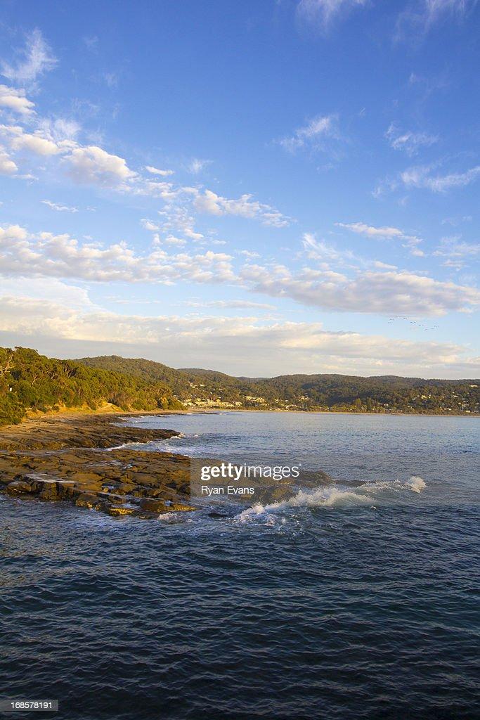 Louttit Bay, Lorne, Victoria.