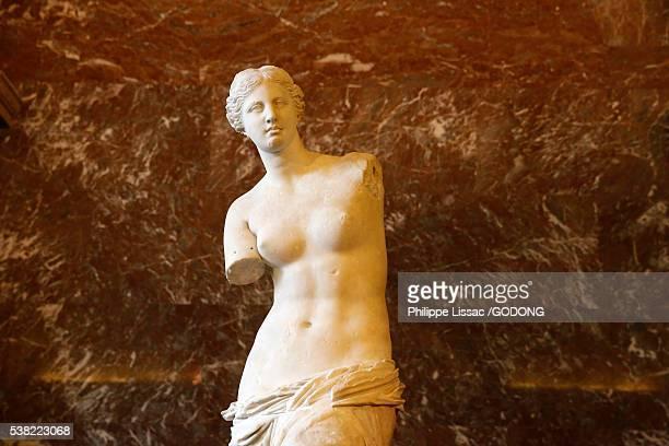 Louvre Museum. Paris. Venus de Milo.