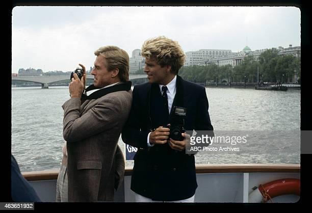 BOAT 'Love Boat in London' Airdate November 24 1984 L