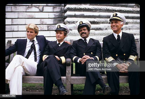 BOAT 'Love Boat in London My mother My Chaperone / The Present / The Death and Life of Sir Alfred Demerest / Welcome Aboard' Airdate November 24 1984...