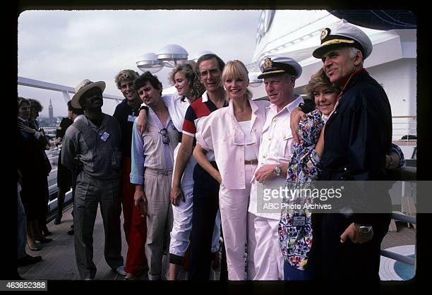 BOAT 'Love Boat in Miami/Barbados Call Me Grandma / Gentleman of Discretion / The Perfect Divorce / Letting Go' Airdate May 4 1985 L
