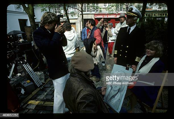 BOAT 'Love Boat in Paris' Airdate November 24 1984 PRODUCTION OF TED MCGINLEY GAVIN