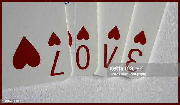 Love by cards
