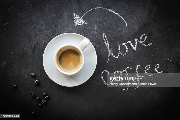 love coffee espresso