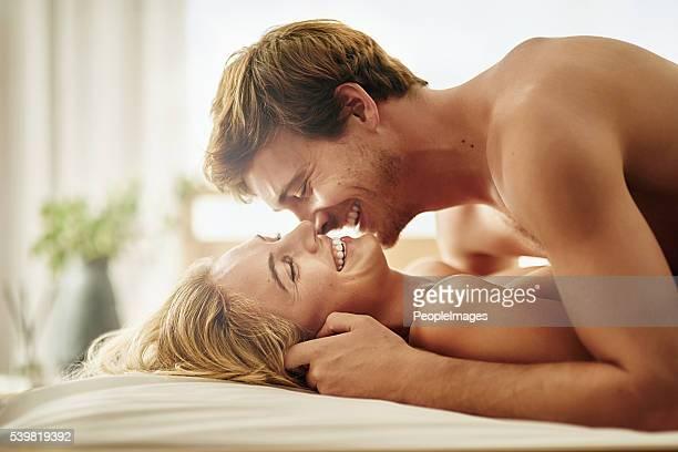 Love enhances sexual intimacy