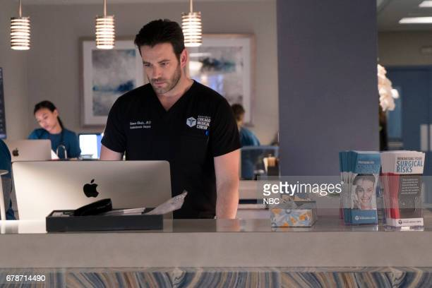 MED 'Love Hurts' Episode 223 Pictured Colin Donnell as Connor Rhodes