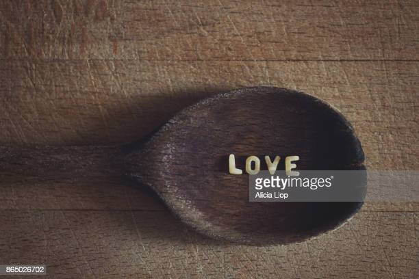 Love in a spoon