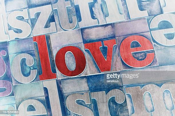 Amour en rouge