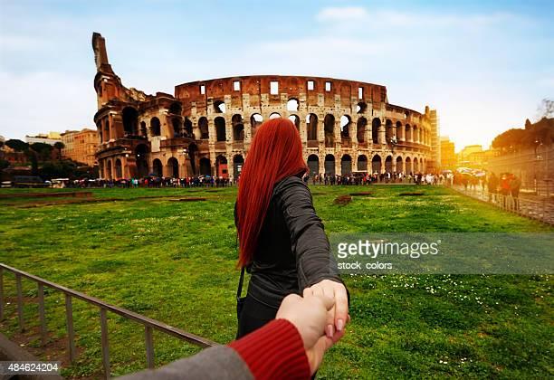 Amour à Rome