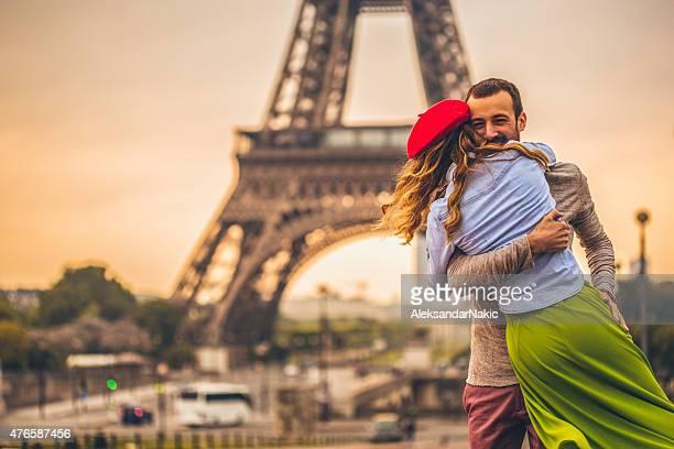 L'amour dans la ville de l'Amour
